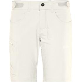Bergans Torfinnstind Naiset Lyhyet housut , valkoinen